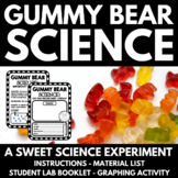 Gummy Bear Science: An Osmosis Experiment with Student Lab