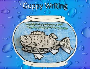 Guppy Writing