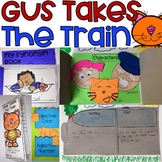 Gus Takes The Train Journeys 1st grade Supplement Activities