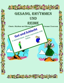 """German Musical Chant About Expressions With """"Haben"""" - Gut"""