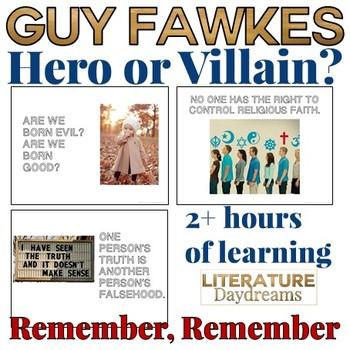 Guy Fawkes - hero or villain?