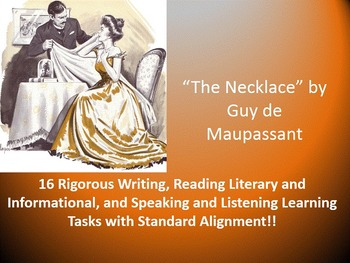 "Guy de Maupassant's ""The Necklace"" – 16 Rigorous Common Co"
