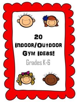 Gym Games K-6