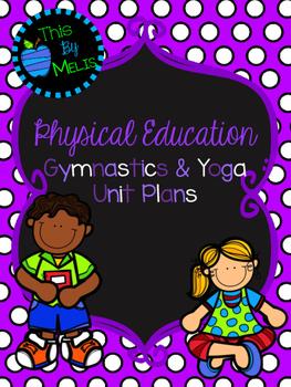 Gymnastics & Yoga Unit Plans