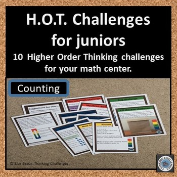 H.O.T Challenges for juniors : Counting