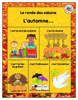 H01-La ronde des saisons   L'automne…
