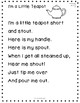 ABLLS-R ALIGNED ACTIVITIES H1 Fill in words and phrases of songs