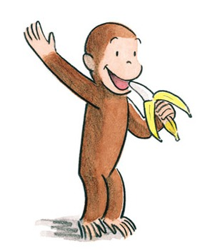 Curious George by H.A. and Margaret Rey