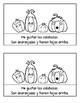 Halloween en español--3 BOOKS, libretas, workbooks,  alta