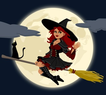 HALLOWEEN AND GOTHIC CLIP ART (OVER 200 IMAGES!)