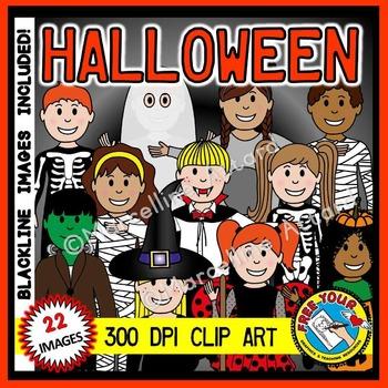 HALLOWEEN CLIPART KIDS: HALLOWEEN KIDS CLIPART: HALLOWEEN