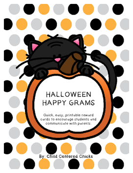 HALLOWEEN HAPPY GRAMS