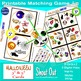 HALLOWEEN MATCHING GAME SHOUT OUT; Class Party Game; Creat