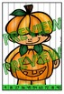 HALLOWEEN MATH CENTER: HALLOWEEN SKIP COUNTING PUZZLES
