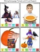 HALLOWEEN Writing Picture Prompts with Visual Support AUTISM