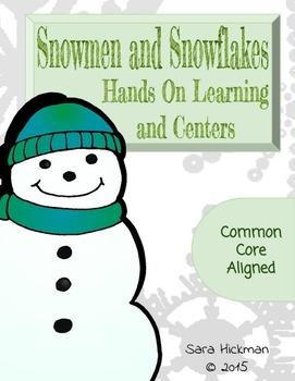 Hands on Centers: Snowmen