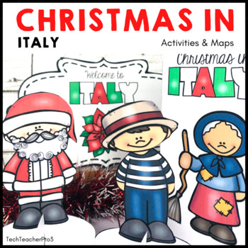 HASS Christmas in Italy - Traditions Celebrations Foods Re