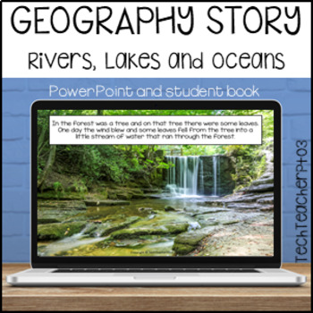 HASS Geography Story - Rivers, Lakes & Oceans Story Slides