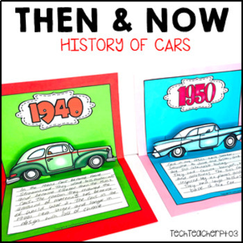 HASS Then and Now History of Transport: Cars 1920 - 1970 R