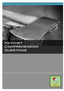 Hatchet - Novel Study