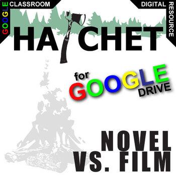 HATCHET Movie vs Novel Comparison (Created for Digital)
