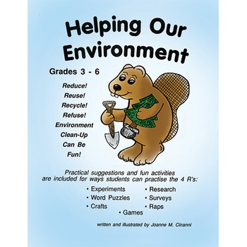 HELPING OUR ENVIRONMENT