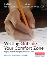 Writing Outside Your Comfort Zone