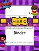 H.E.R.O. Binder Covers