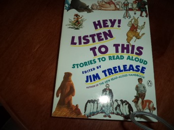 HEY LISTEN TO THIS STORIES TO READ ISBN0-14-014653-9