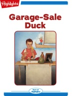 Garage Sale Duck