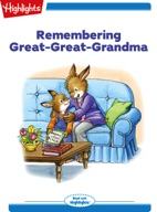 Remembering Great-Great Grandma