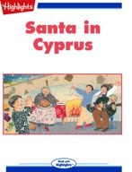 Santa in Cyprus