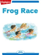 Tex and Indi: Frog Race