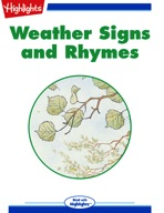 Weather Signs and Rhymes