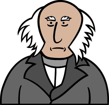 HISTORICAL CLIP ART Martin Van Buren U.S. Presidents by MB STEAD