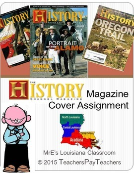 HISTORY CHANNEL Magazine Cover assignment