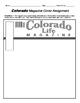 HISTORY  Colorado Magazine Cover