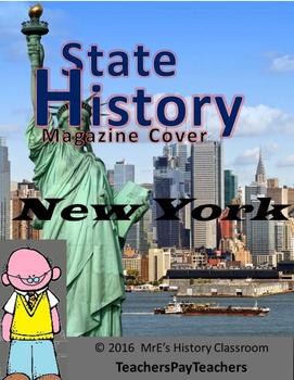 HISTORY  New York Magazine Cover