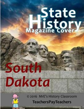 HISTORY  South Dakota Magazine Cover