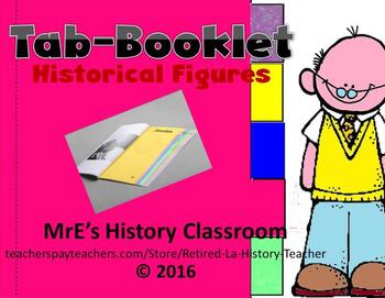 HISTORY Tab Booklet Figures