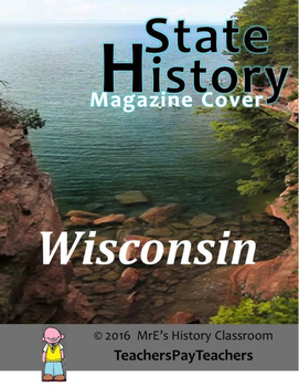 HISTORY  Wisconsin Magazine Cover