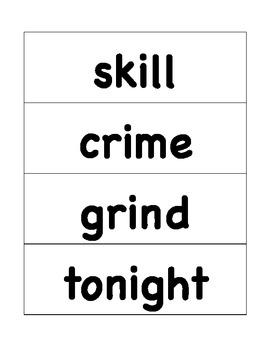 HMH Journeys Grade 4 Lesson 3 Spelling Cards for Pocket Chart