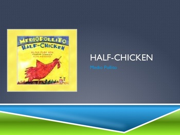 HMH Journeys Half-Chicken 2nd Grade Power Point