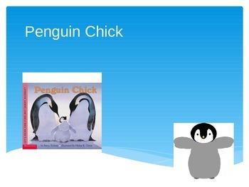 HMH Journeys Penguin Chick 2nd Grade Power Point
