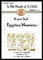 Egyptian Mummies Lapbook