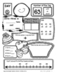 Winter Math Freebie Holiday Snow Buddies Number of the Day