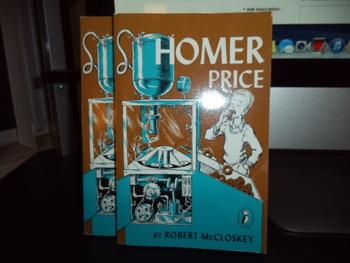 Homer ISBN 0-14-030927-6 (Set of 2)