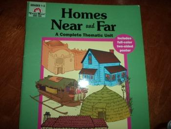 HOMES NEAR AND FAR  ISBN 1-55799-564-8