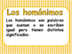 HOMONIMOS / HOMONYMS IN SPANISH
