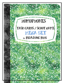 HOMOPHONE MEGAPACK READ & REVIEW